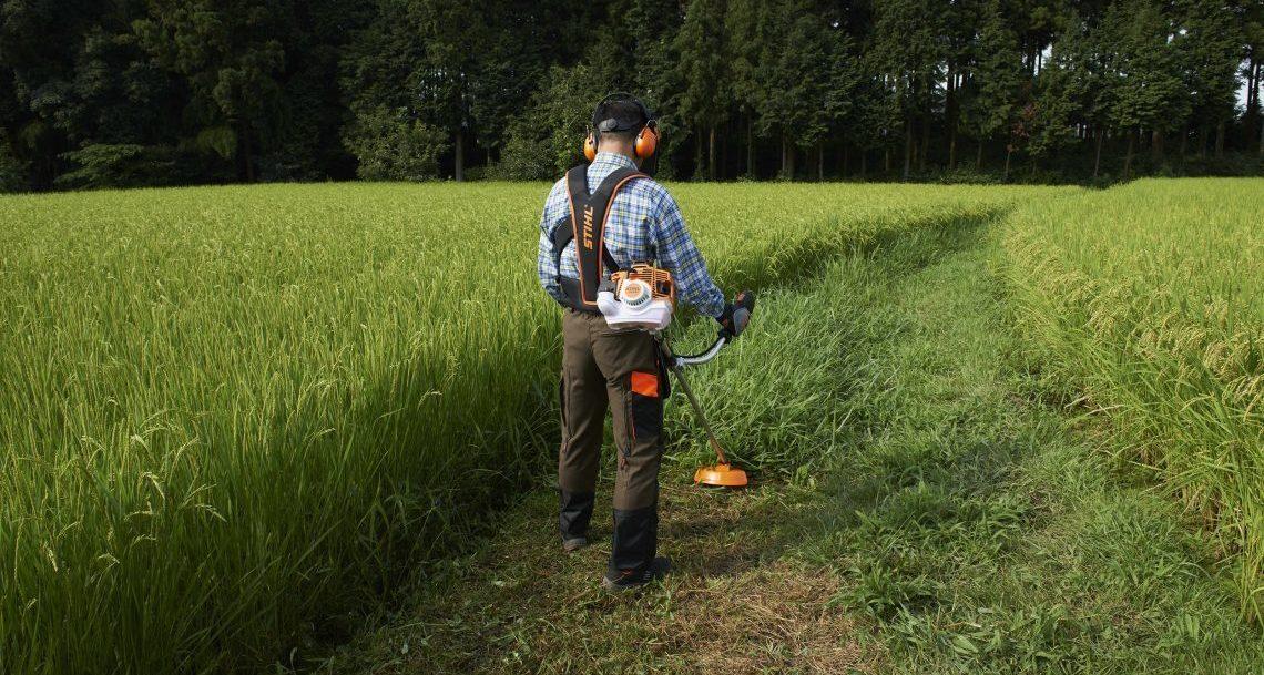 草刈のプロに聞いた! 農家のお悩み別「刈払機選び」のポイントの画像