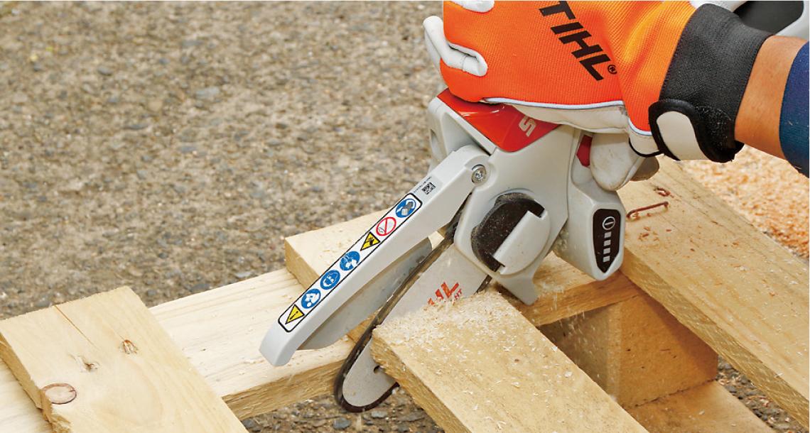 DIY用の材料カットなど マルチに使えるバッテリー ガーデンカッターが登場!の画像